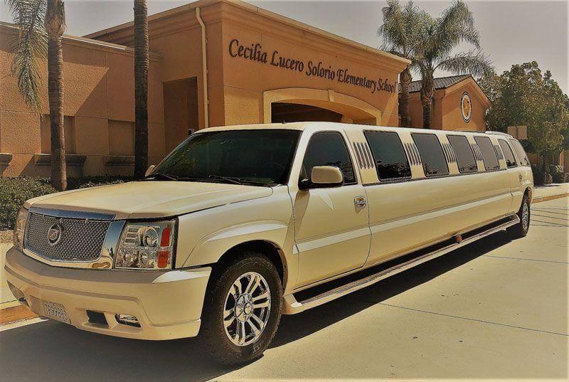 Luxurious Limousine Rental in Claremont